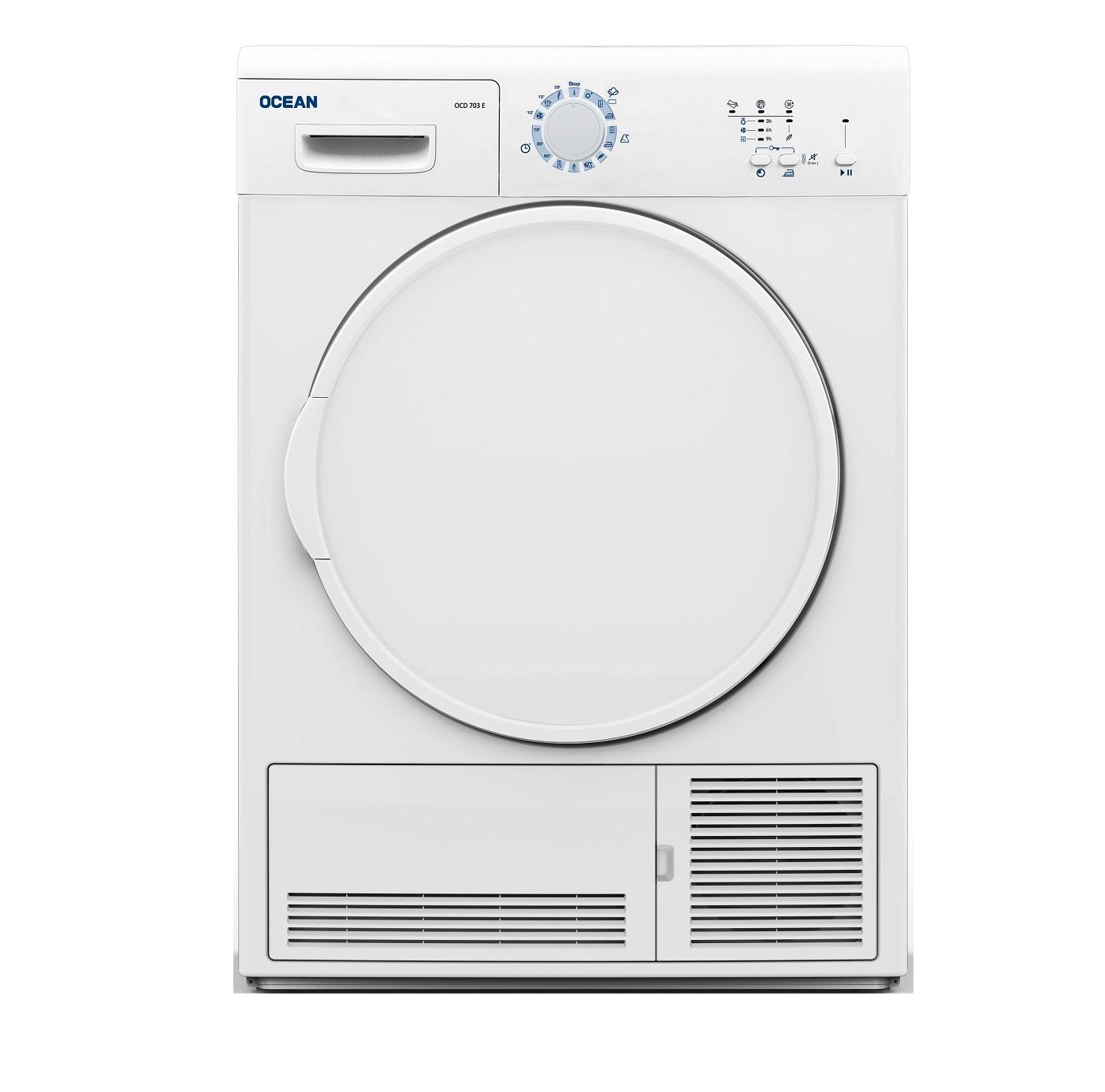 Ocean OCD703EZ Condenser Dryer