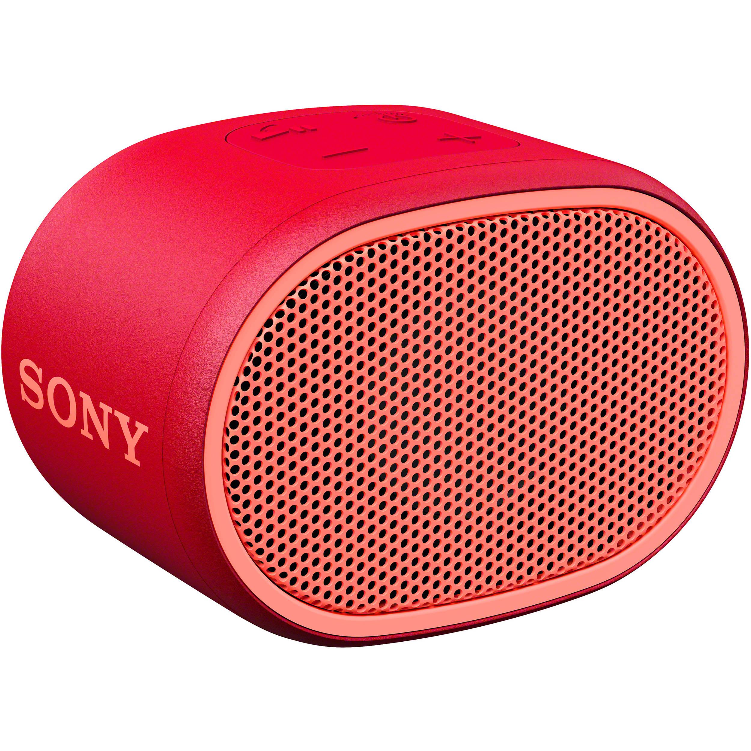 Sony XB01 Red