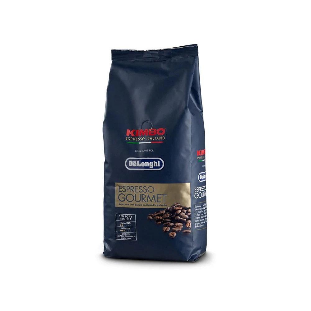 Gourmet Delonghi-Kimbo coffee beans 1KG