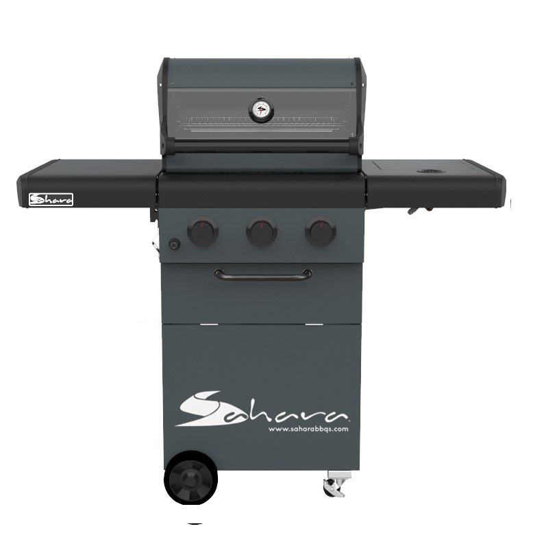 Sahara X350 BBQ Smokey Teal
