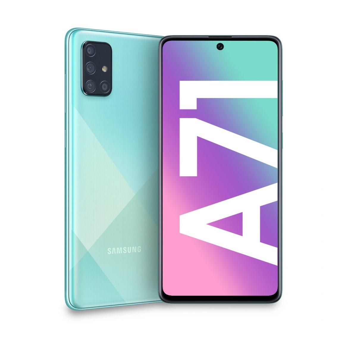 Samsung Galaxy A71 128GB Blue