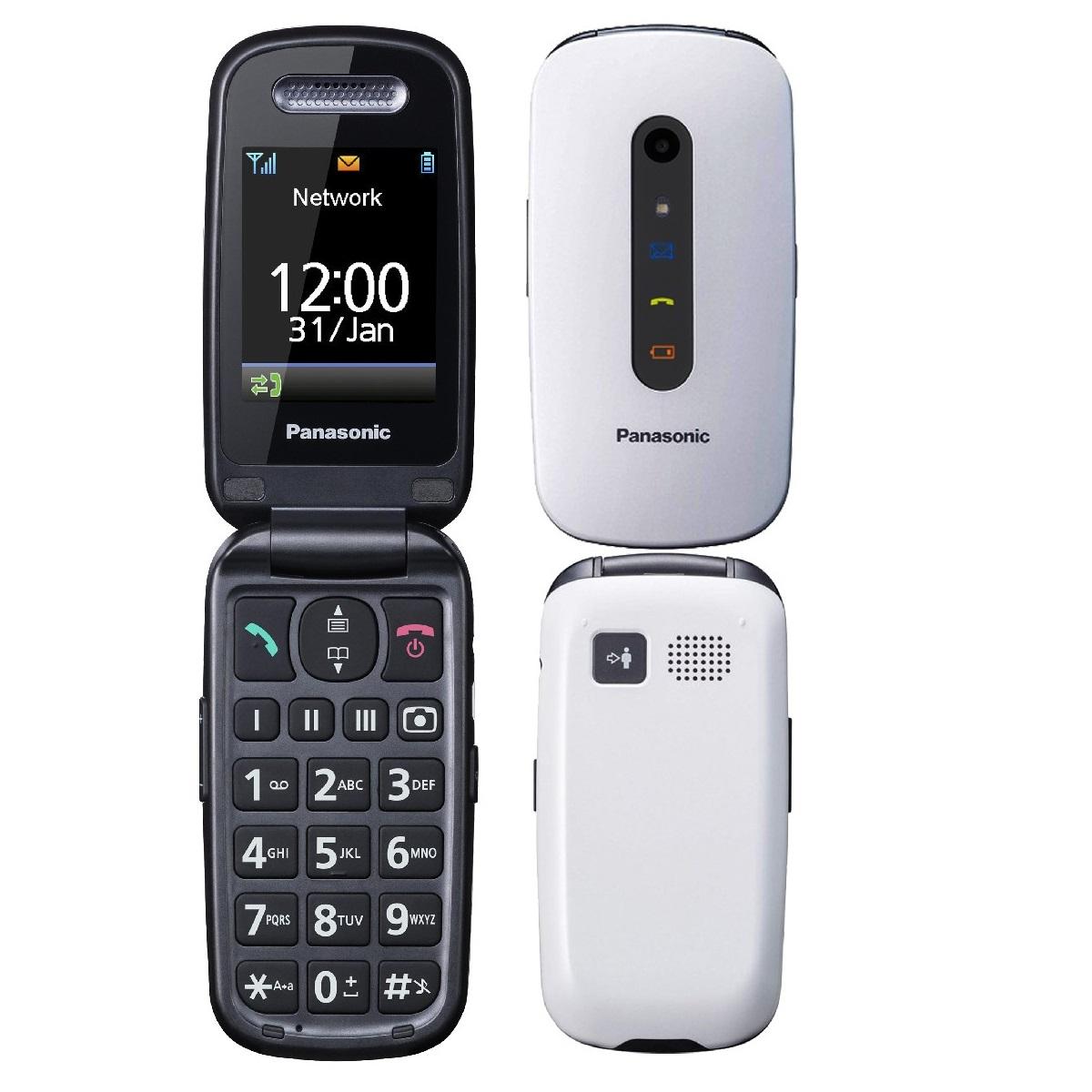 Panasonic KX-TU456 White